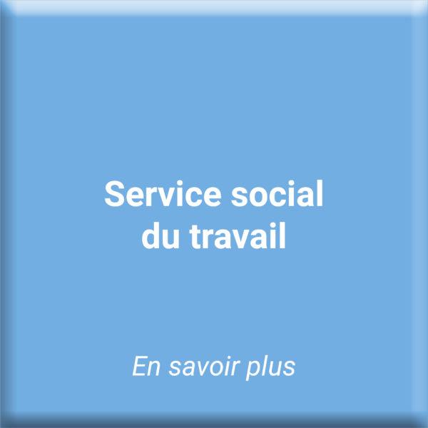 Textes de référence - Service social du travail - Lénovia